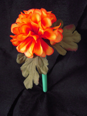 Orange Marigold Pen