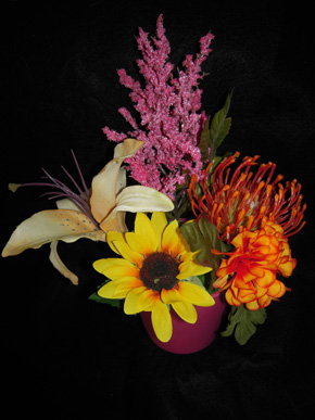 Variety Autumn Bouquet